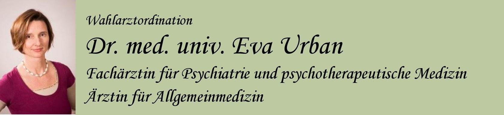 Dr. med. univ. Eva Urban